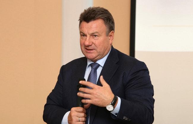 Уполномоченный по защите прав предпринимателей Александр Абросимов