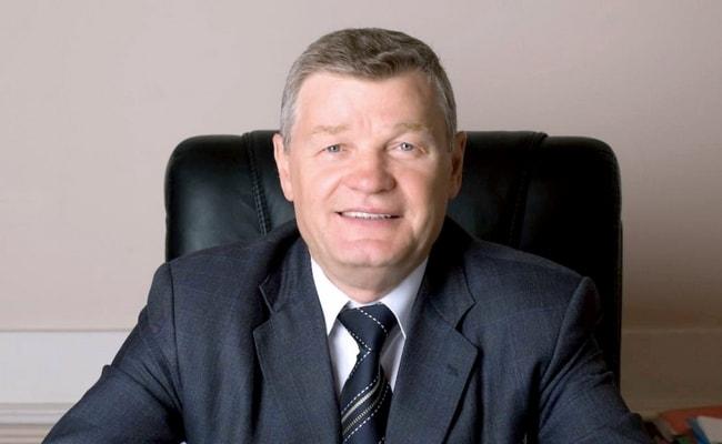 Владимир Дербин - председатель Федерации профсоюзов СПб