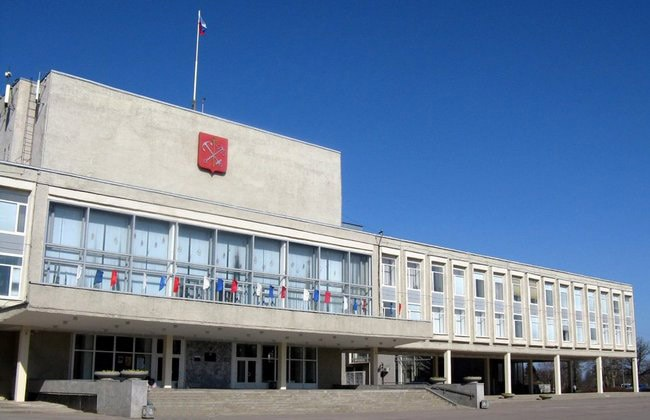 администрация Курортного района