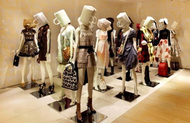 мода, легкая промышленность