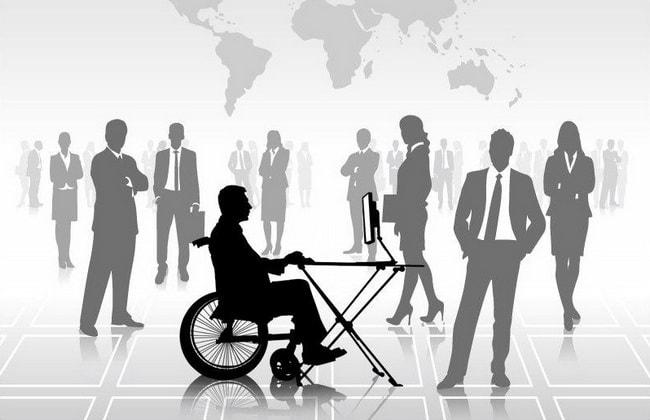 работа инвалидам