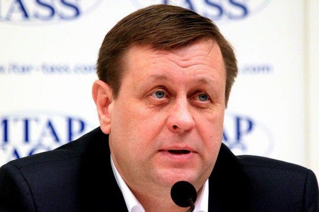 Валерий Калугин