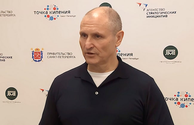 Евгений Иванович Елин
