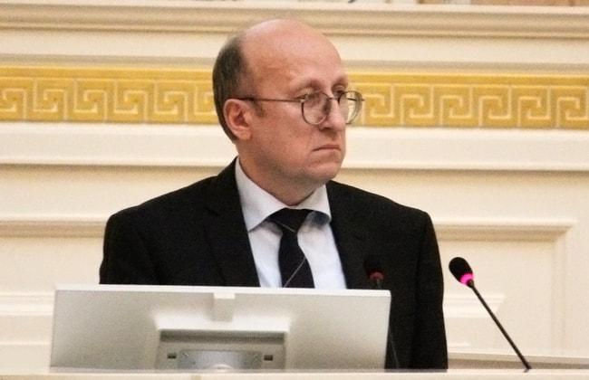 Михаил Мокрецов