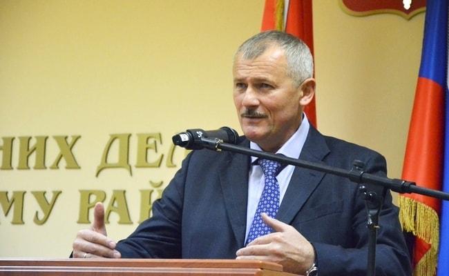 Николай Цед