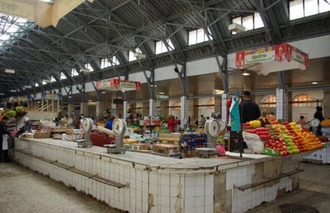 Кузнечный рынок