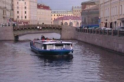 реки и каналы