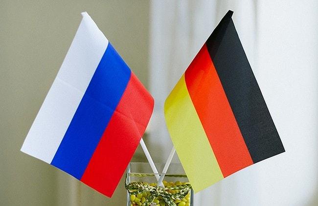 сотрудничество Россия Германия