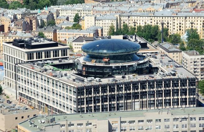 невская ратуша