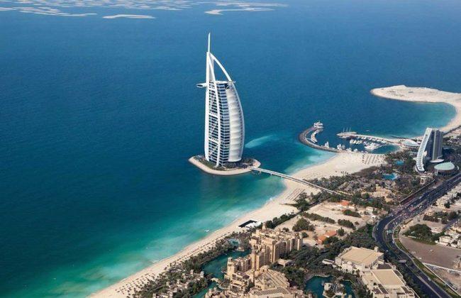 туризм Дубай