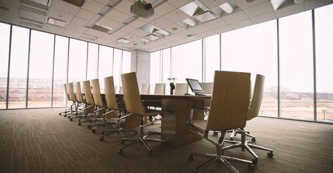 пустые офисы