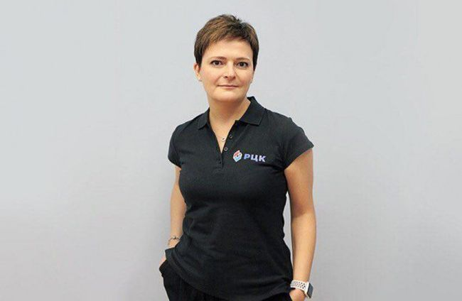 Ирина Голубцова